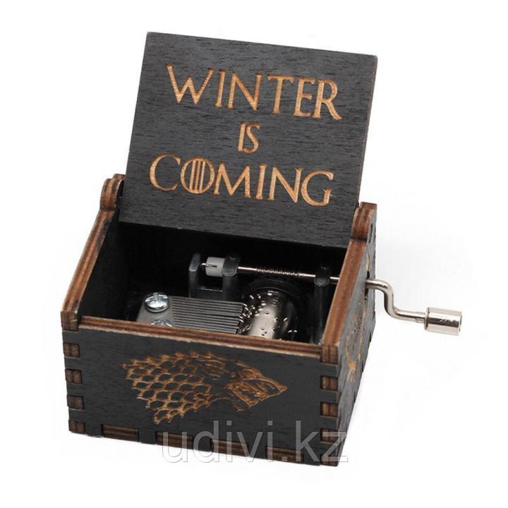 Музыкальная шкатулка Игра престолов