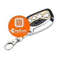 Пульт управления воротами, штагбаумами, дверьми и др. DoZorZABC-5B 433 МГц (с копированием) Арт.6658