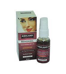 Minoxidil Kirkland- Спрей для восстановления волос (Миноксидил)