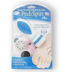 Pedi Spin - Японская электрическая пемза (Педи Спин)