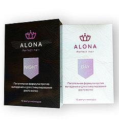 Alona Perfect Hair - Ампулы против выпадения и для стимулирования роста волос День / Ночь (Алона)