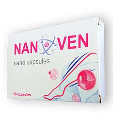 Nanoven (Нановен) от варикоза 20капс