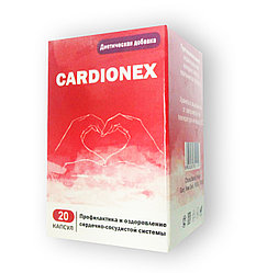 Cardionex - Капсулы от гипертонии (Кардионекс)