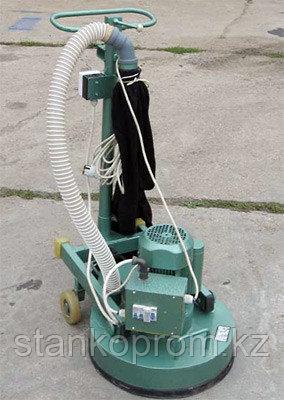 Паркетошлифовальная машина СО-318 (трехдисковая)
