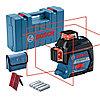 Линейный лазерный нивелир (построитель плоскостей) GLL 3-80 (AA)