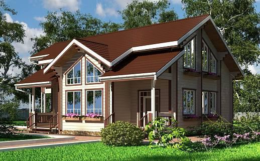 Проект дома №2268