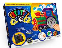 Danko Toys Набор для детского творчества с часами