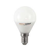 Лампа LED P45 4,5w (Megalight) (100)