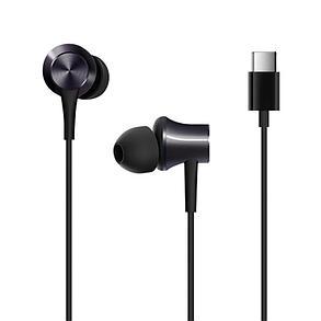 Xiaomi Mi in-Ear Headphones Piston (Type-C) Black, фото 2