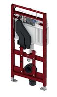 Застенный модуль TECElux 400 с регулировкой высоты и системой очистки воздуха