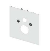 Стеклянная панель TECElux для установки стандартного унитаза
