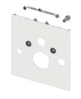 Стеклянная панель TECElux для установки унитазов-биде TOTO, Geberit