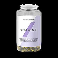 MyProtein Витамин E, 60 капсул