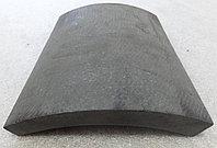 314-3502105 Накладка тормозной колодки ЧМЗАП , фото 1