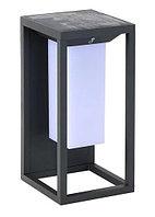 Светильник уличный настенный светодиодный на солнечной батарее 2Вт, фото 1