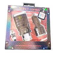 """Набор """"USB 3 в 1"""": зарядное устройство от сети,от автомобильного прикуривателя и провод-адаптер"""