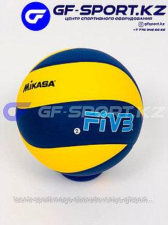 Волейбольный мяч Mikasa Fiv3! Доставка Алматы и по городам РК!
