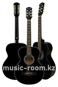 Гитара акустическая Ronnie wood AG38 BK