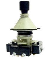 ПК12-21Д822-54 УХЛ3, 380В/50Гц, 10А, с защитой от попадания стружки, рукоятка - 8 полюсов с пятью фи