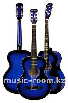 Гитара акустическая Ronnie wood AG38 BL