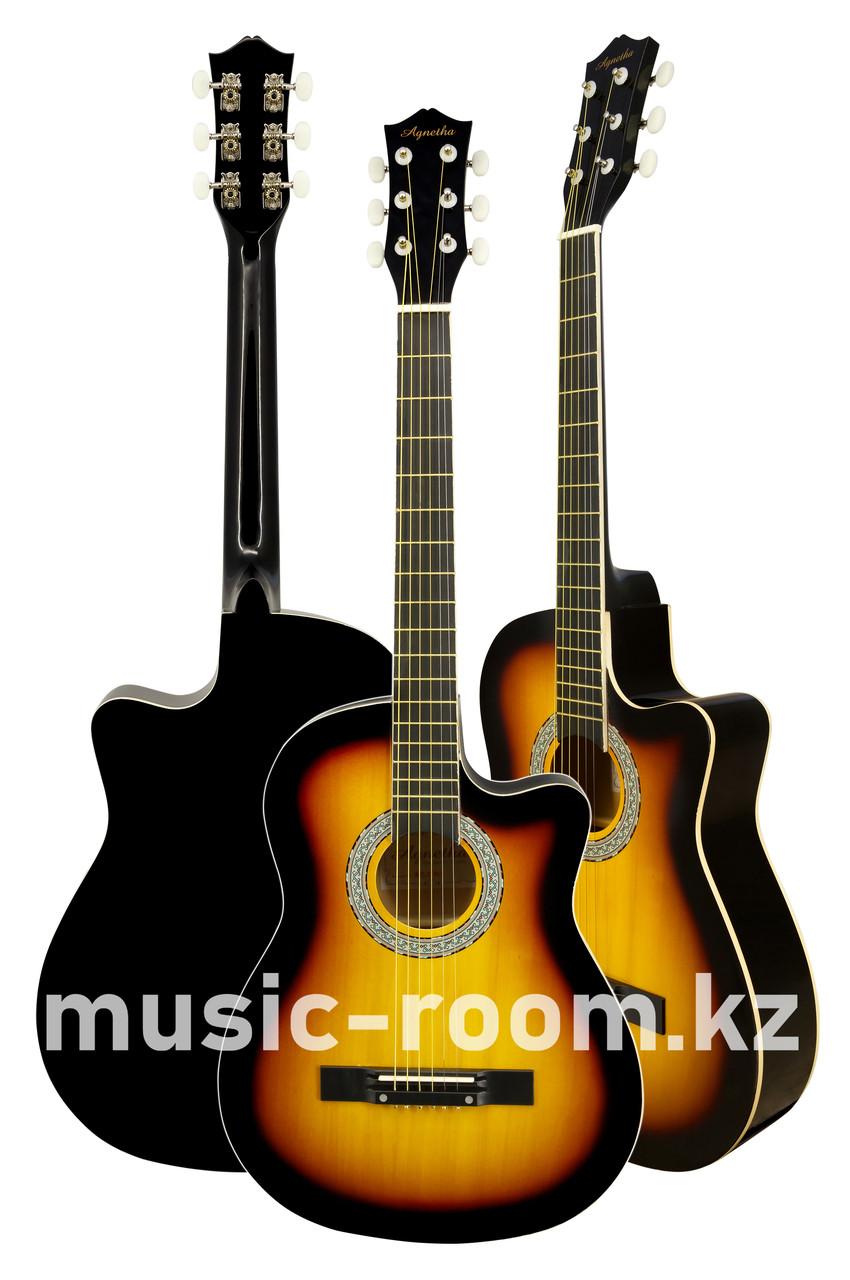 Акустическая гитара Agnetha APG-E110C BS