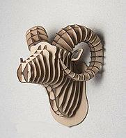 Декоративная голова барана