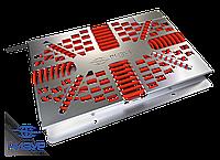 Секция нагревательная взрывозащищенная РИЗУР на базе саморегулирующегося греющего кабеля