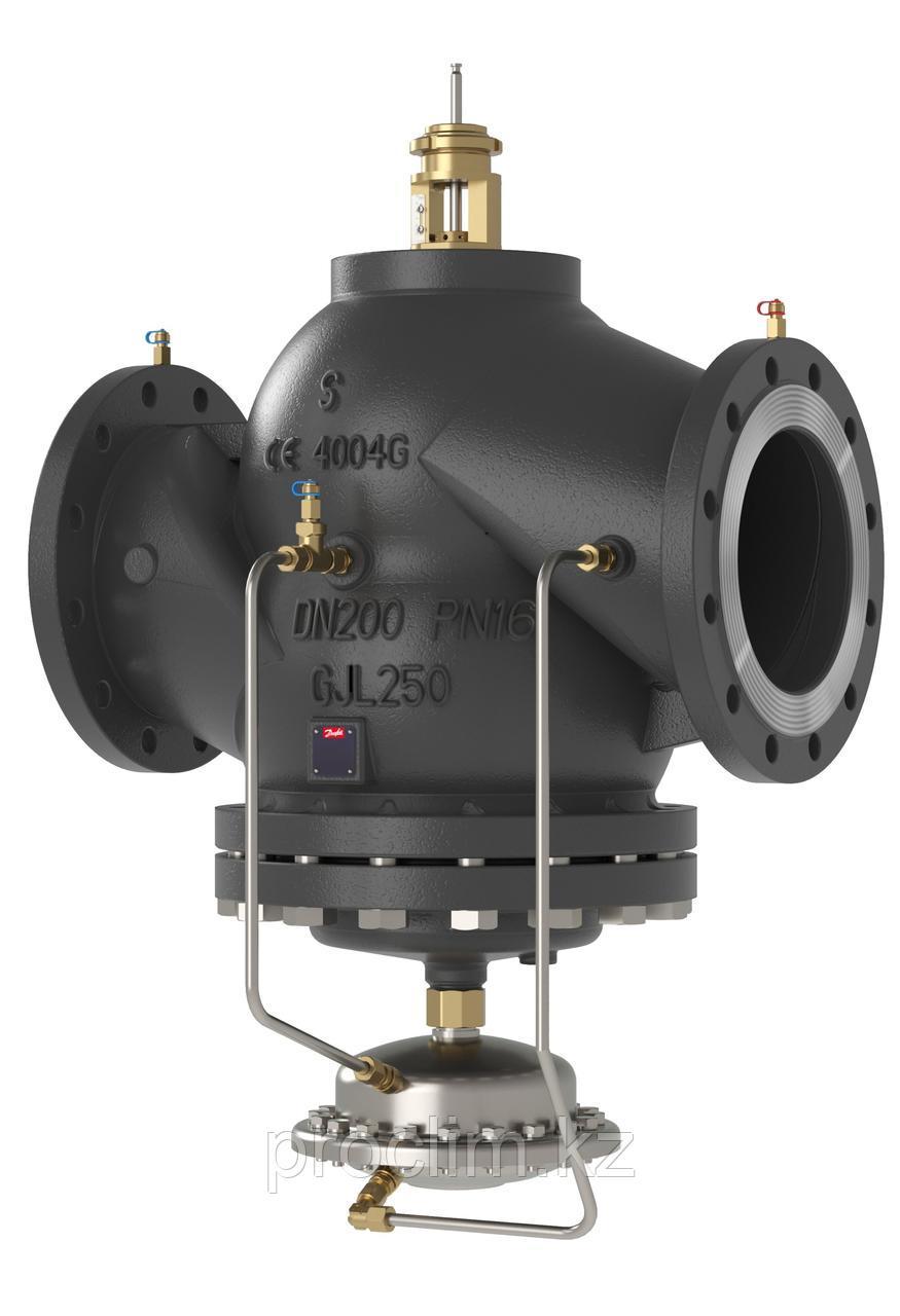 Клапан Danfoss AQF, Ду=200 мм