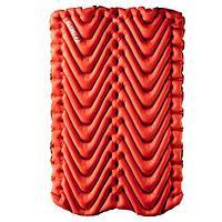 Надувной коврик Insulated Double V