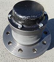 Ступица колеса ЧМЗАП 314-3104015-60 в сборе (подшипники, сальник с обоймой, крышка), фото 1