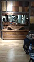 Деревянная раковина, модель: ТОРТУГА (TORTUGA)