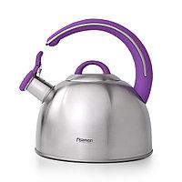 Чайник для кипячения воды EMILY 2,6 л (нерж. сталь)