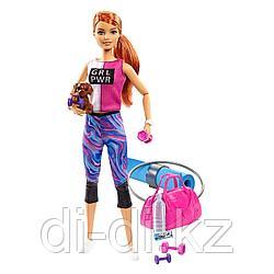Набор игровой Barbie Релакс Фитнес GJG57