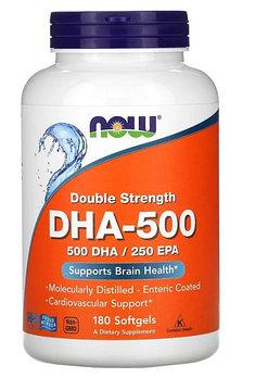 Now Foods, ДГК-500, 180 мягких таблеток