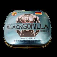 Black Gorilla (Черная Горилла) - Стимулятор потенции для мужчин, фото 1