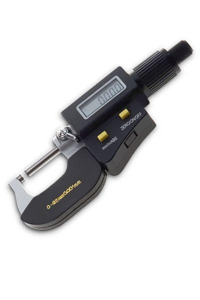 Микрометр гладкий цифровой электронный МКЦ-50 25-50
