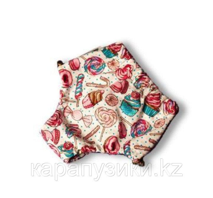 Подгузники для плавания конфетки