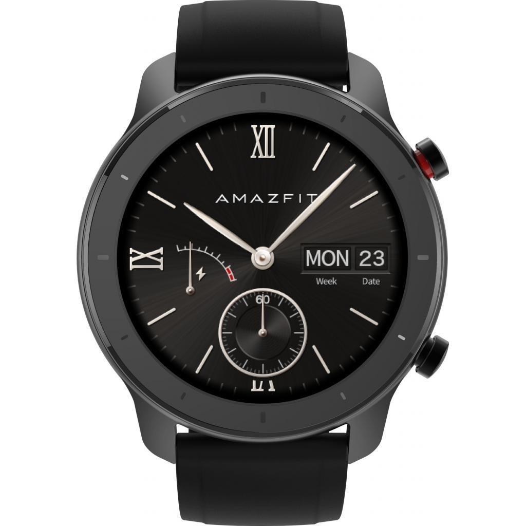Смарт-часы Xiaomi Amazfit GTR 42mm чёрный