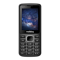 Мобильный телефон Nobby 230 черный, фото 1