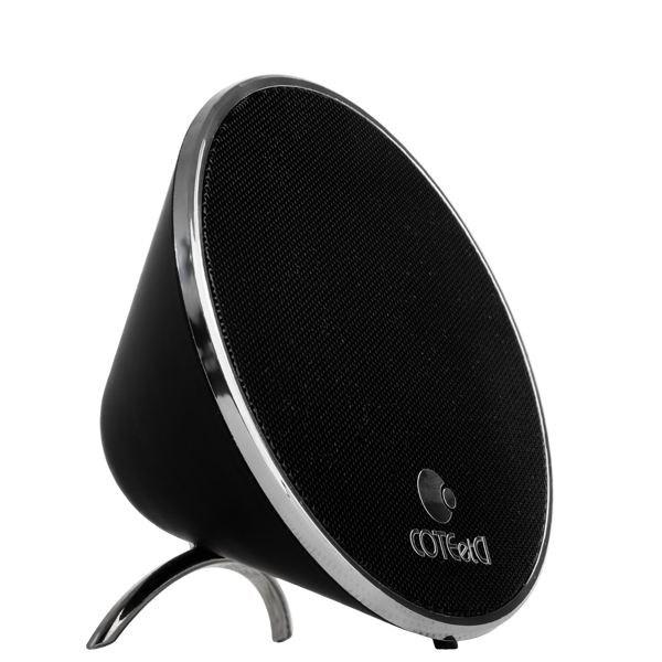 Портативная акустическая система Bluetooth COTEetCI BS-02 Gyro CS5020-BK Black