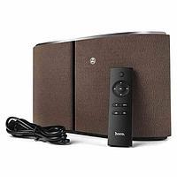Портативная акустическая система Bluetooth Hoco BS11 Brown