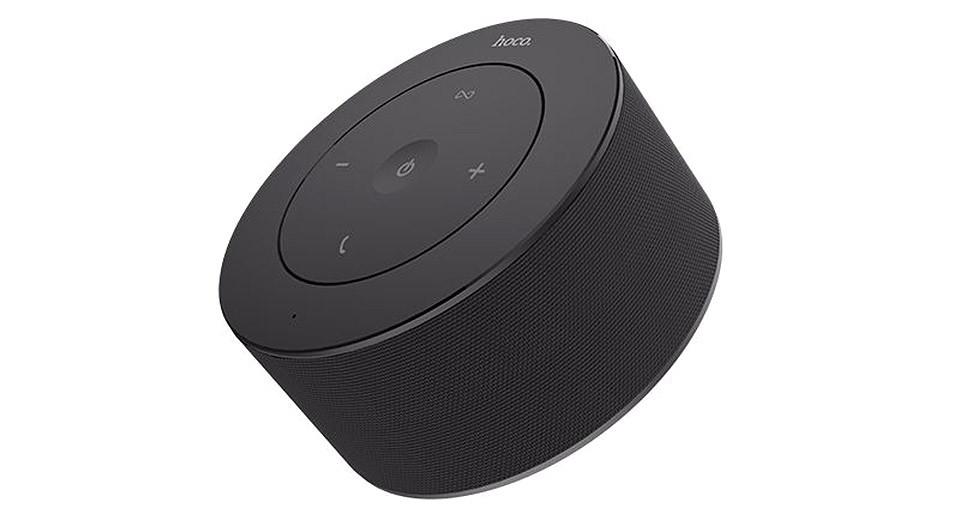 Портативная акустическая система Bluetooth Hoco BS19 360* Surround Speaker Black
