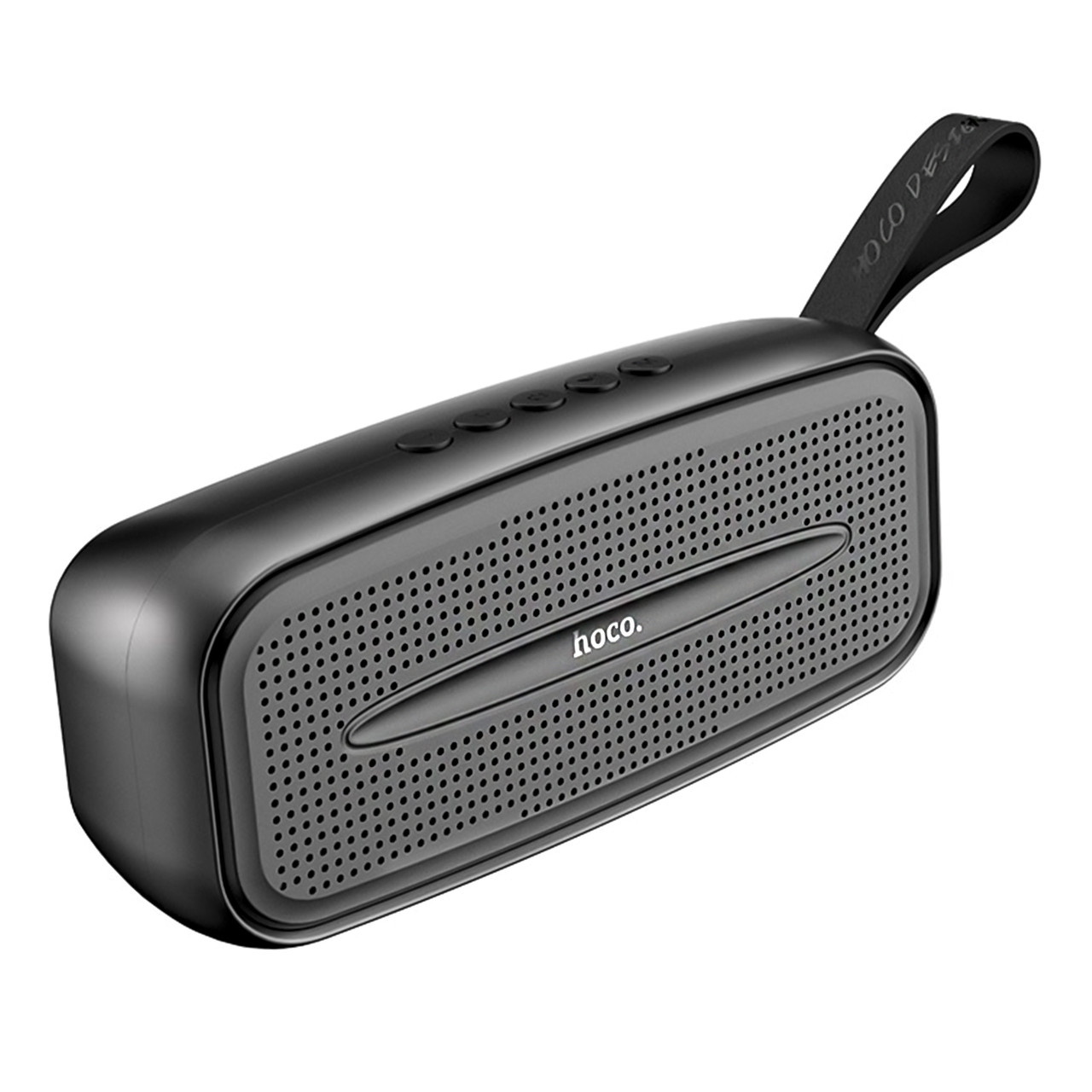 Портативная акустическая система Bluetooth Hoco BS28 Extra Bass, Gray