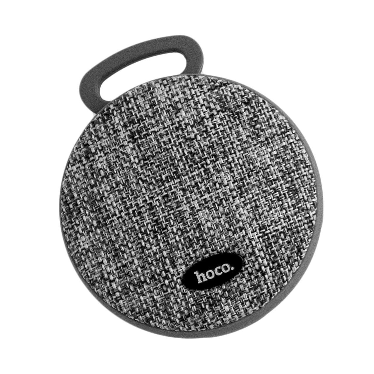 Портативная акустическая система Bluetooth Hoco BS7 MoBu Sports Gray