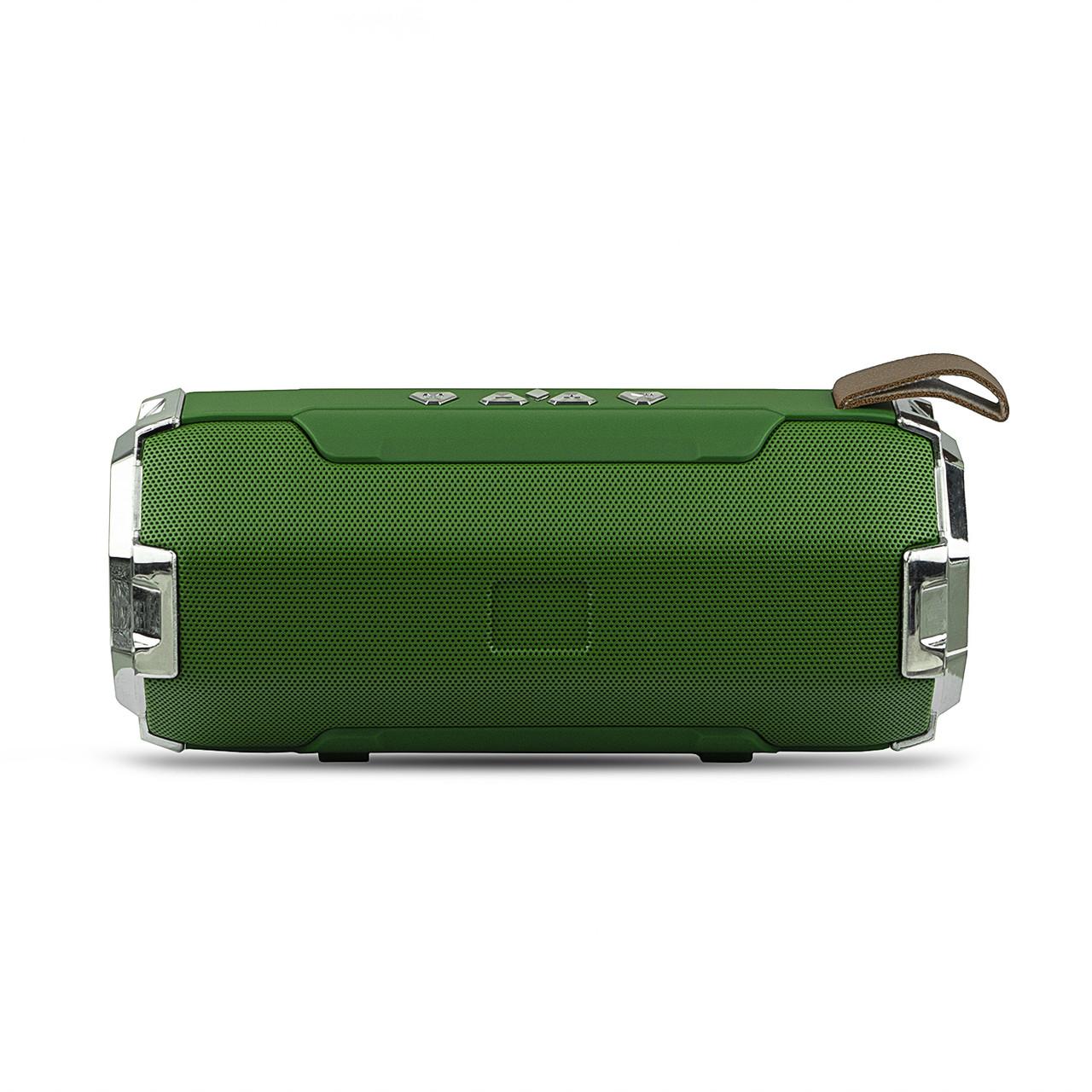Портативная акустическая система Bluetooth SLC-098, Green