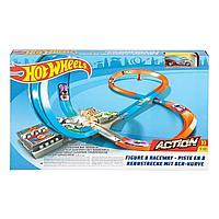 Трек Hot Wheels Action Безумная восьмерка GGF92