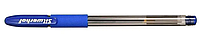 """Ручка гелевая SILWERHOF """"Advance"""" 0,5 мм, синяя"""