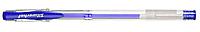 """Ручка гелевая SILWERHOF """"Laconic"""" 0,7 мм, синяя"""