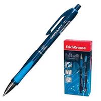 """Ручка шариковая ERICH KRAUSE """"MEGAPOLIS"""" автоматическая 0,5 мм, синяя 2 шт/набор"""