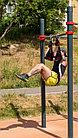 Подвесные петли FT для выполнения упражнений на турнике, фото 9